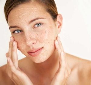 Пилинг для сухой кожи лица: алгоритм проведения