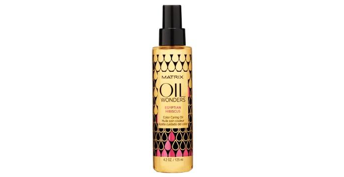 Какое масло для волос лучше - Egyptian Hibiscus Matrix Oil Wonders