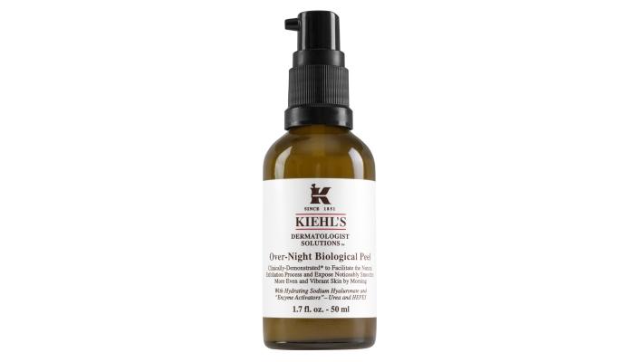 Пилинг для жирной кожи лица: Over-Night Biological Peel от Kiehl's