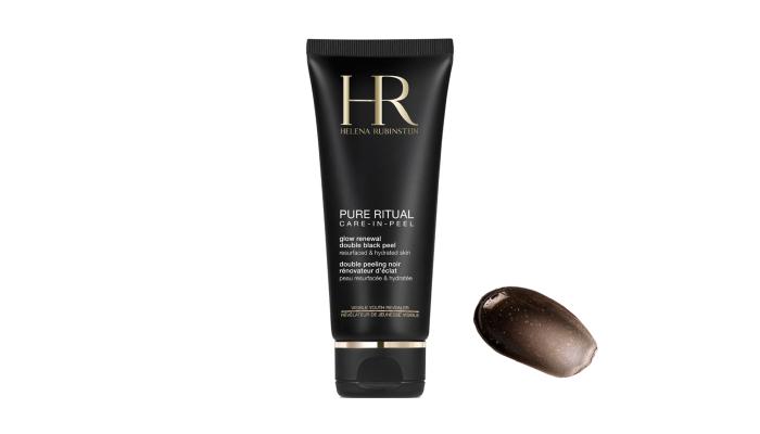 Пилинг для жирной кожи лица: Pure Ritual Peel Black от Helena Rubinstein