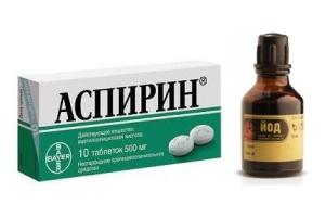 Пилинг аспирином: омолаживающий