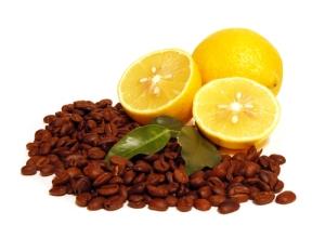 Пилинг лимоном: домашний рецепт с кофе