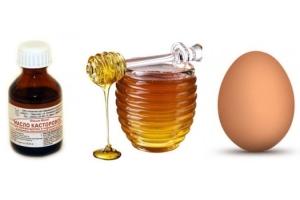 Как использовать касторовое масло для волос: рецепт против укрепления
