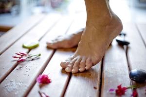 Пилинг для ног: для чего нужен?