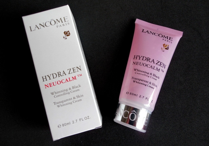 Пилинг-скатка для лица: Lancome Hydra Zen Neuocalm