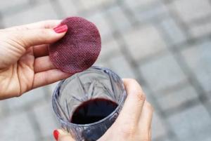 Рецепты пилингов: винный