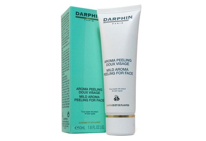Легкий пилинг: Darphin Aroma Peeling Doux от Estee Lauder