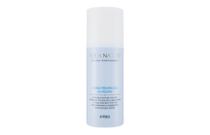 Пилинг Apieu Aqua Nature Visible Peeling Gel