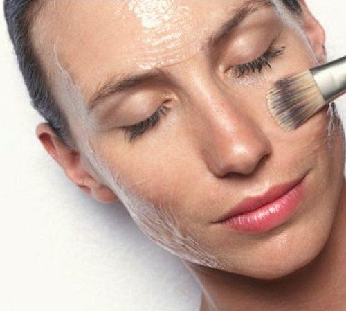 Пилинг лица для сухой кожи в салоне
