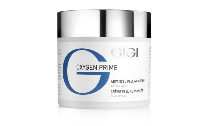 Пилинг-крем для лица: Oxygen Prime Peeling Cream от GiGi Cosmetic Labs