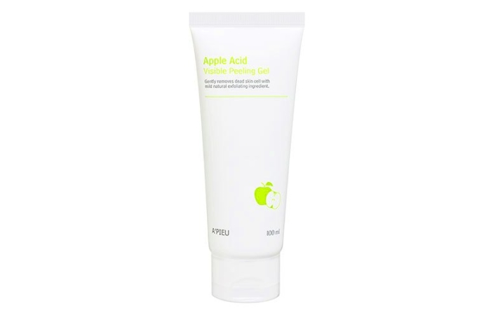 Пилинг Apieu Apple Acid Visible Peeling Gel - гель-пилинг с AHA-кислотами