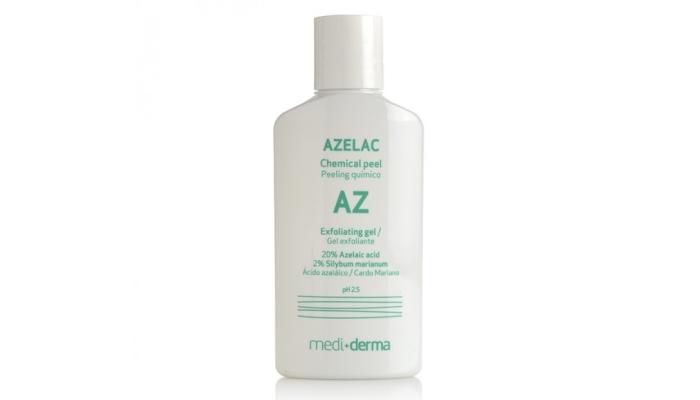 Пилинги Медидерма: AZELAC эксфолиирующий гель