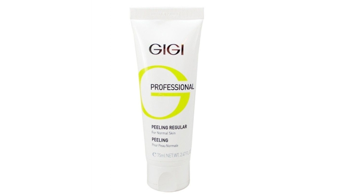 Лучшие пилинги для лица: Gigi Peeling regular