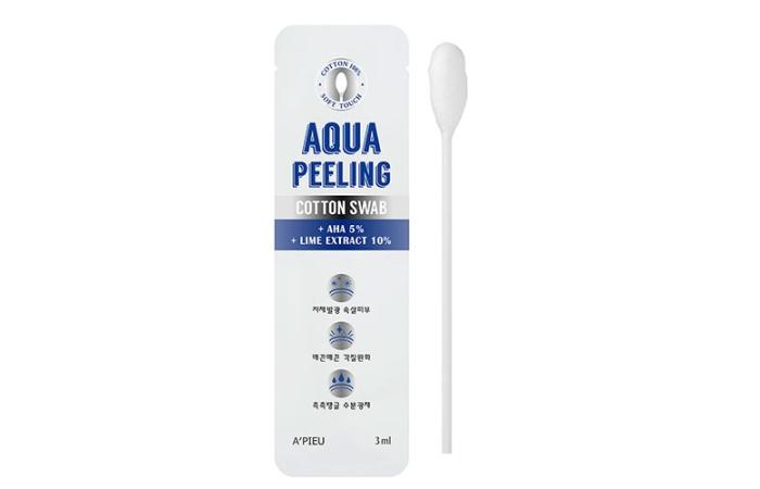 Пилинг Apieu: ватные палочки с АНА-комплексом и салициловой кислотой