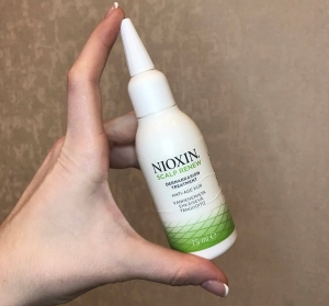 Пилинг Nioxin: состав и предназначение