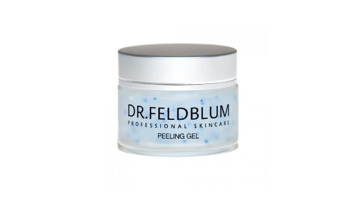 Гель-пилинг для лица: Peeling Gel от Dr. Feldblum