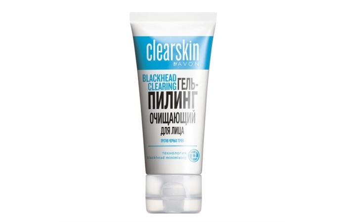 Гель-пилинг для лица: Clearskin Professional от Avon