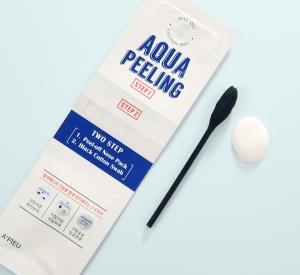 Пилинг Apieu: специфика продукции