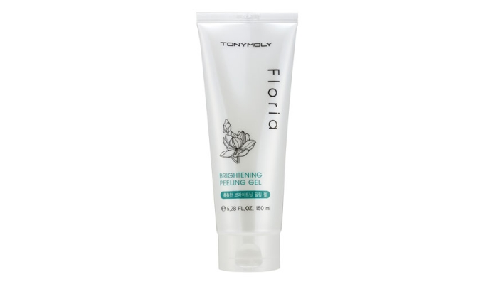 Пилинг-скатка для лица: Tony Moly Floria Brightening Peeling Gel