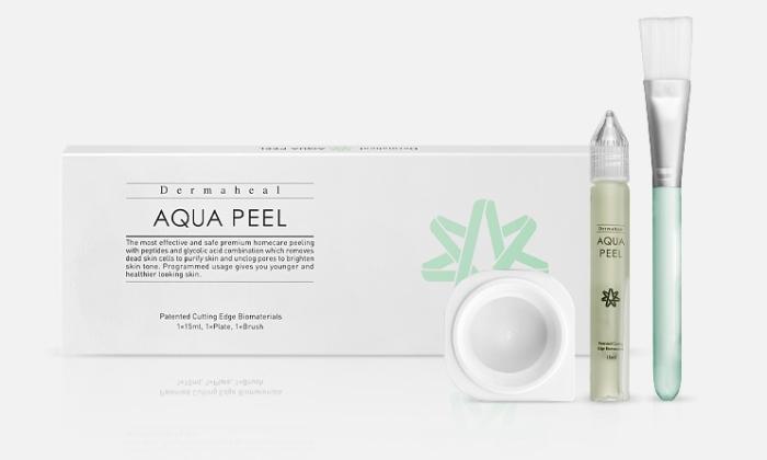 Средства для пилинга: Aqua Peel от Dermaheal (Корея)