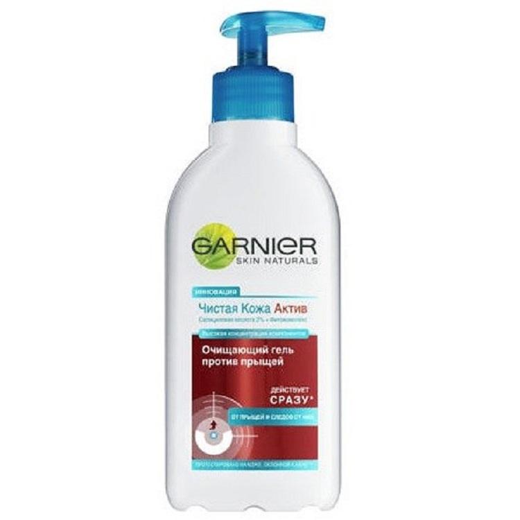 Пилинг «Чистая кожа Актив» от Garnier