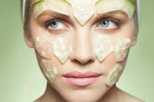 Рецепты масок для лица из огурцов в домашних условиях
