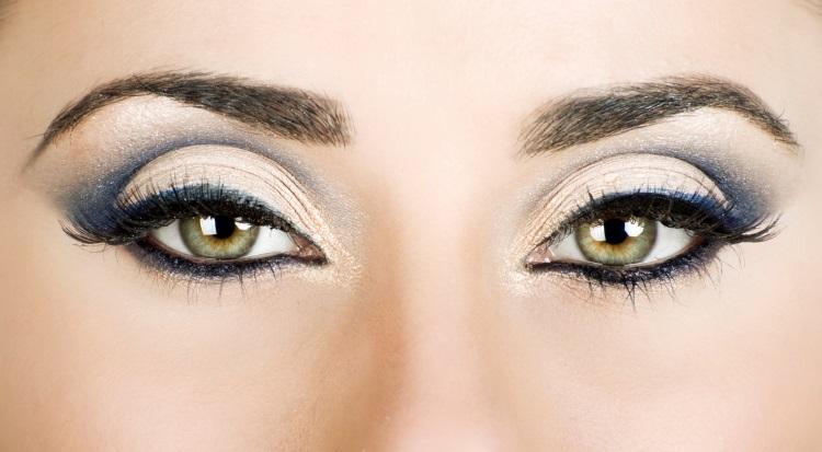 Зеленые глаза: как накрасить