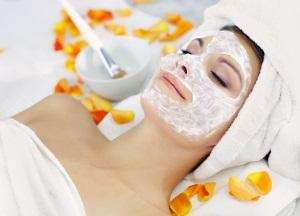 Питательная маска для кожи лица с содой