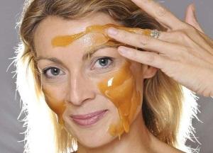 Маски с медом для лица: для сухой кожи