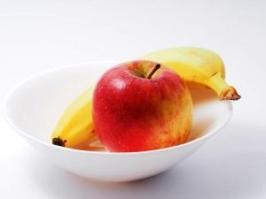 Отбеливающая маска для лица из яблок
