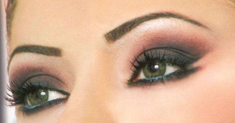 Тени для глаз: красивые и эффектные
