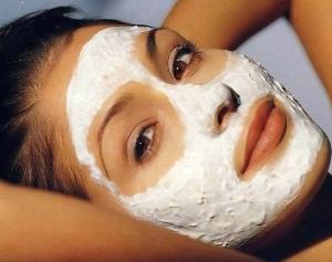 Маска от морщин для нормальной кожи лица из сметаны