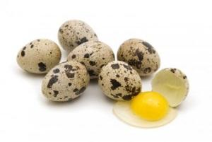 Маски из перепелиных яиц для кожи лица