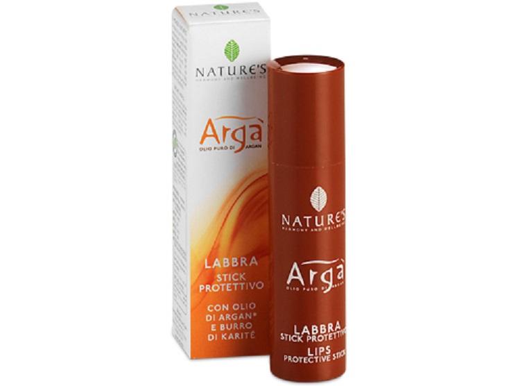 Уход за губами - бальзам-стик Arga (Nature's)