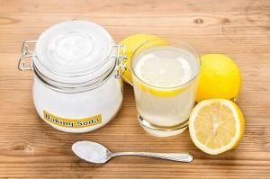 Пищевая сода натощак для похудения
