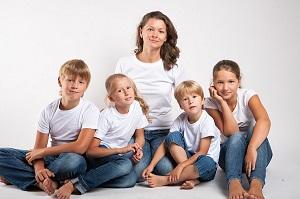 Правила духовного воспитания детей в семье