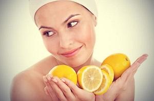 Лимонные маски для лица, польза и противопоказания