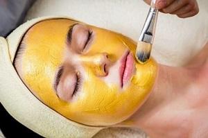 Как сделать маску из куркумы для лица