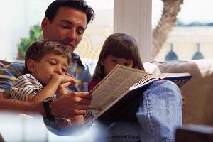 Принципы духовного воспитания детей в семье