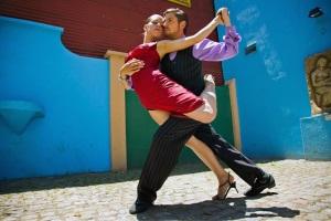 Танго: занятия для похудения
