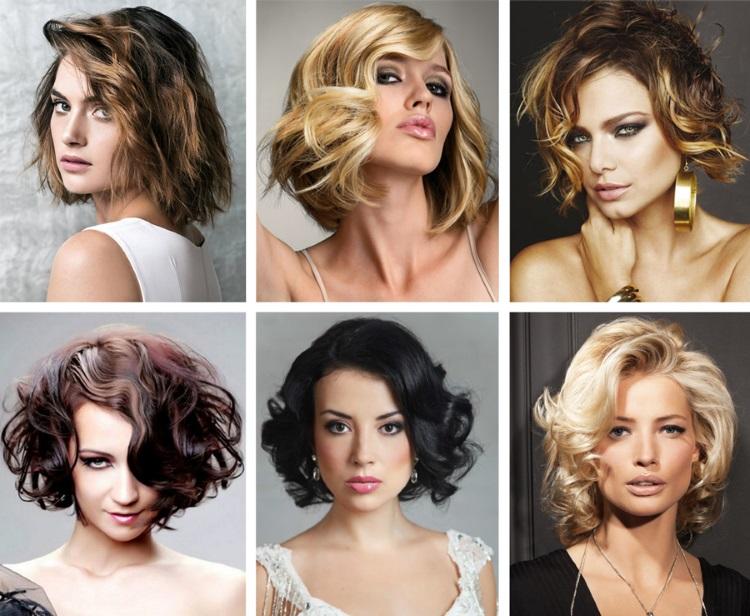 Волосы средней длины: как уложить
