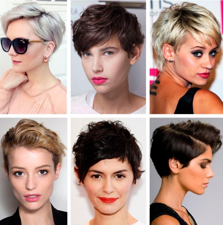 Короткие волосы: варианты красивых причесок