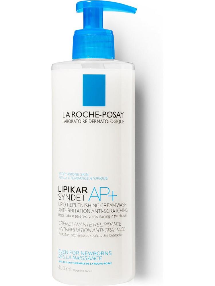 Применение крема от La Roche Posay от гусиной кожи