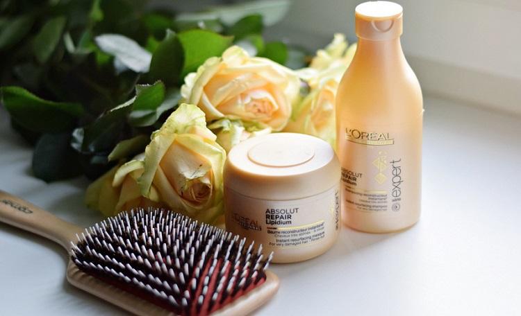 Косметические продукты для ухода за волосами