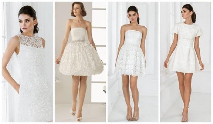Каким может быть белое кружевное платье