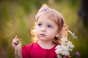 Как ребенок воспринимает мир с помощью чувств