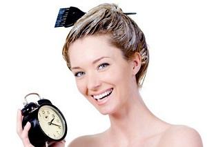 Самостоятельное окрашивание волос - техника проведения