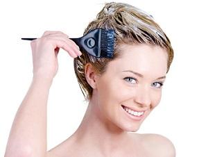 Правила окрашивания волос в домашних услвоиях