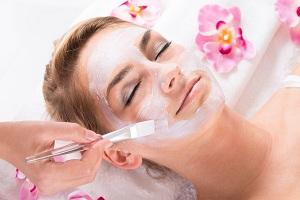 Косметология, процедура для кожи лица
