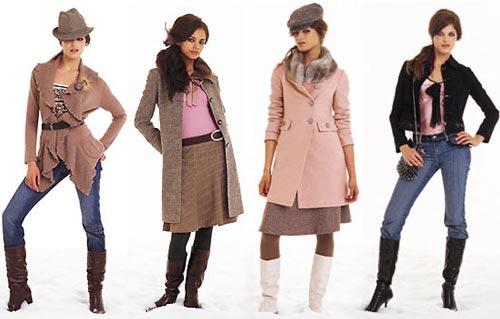 современные стили моды